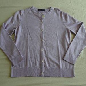 NWT Brooks Brothers Supima Cotton Cardigan
